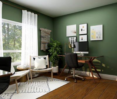 Tips om je thuiskantoor in te richten voor serieuze productiviteit